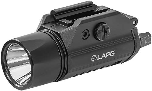 LA Police Gear SlideRail XWL 800 Lumens Military Tactical WeaponLight