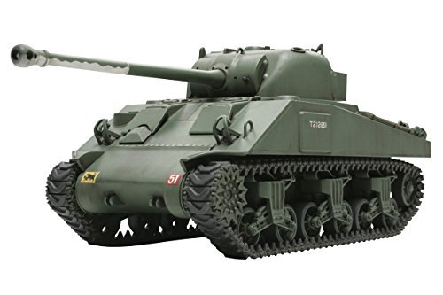 Tamiya 1 / 48ミリタリーミニチュアシリーズNo。32イギリス戦車シャーマンICファイアフライ32532 B01KBOPD3I