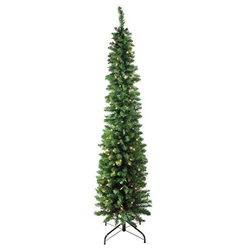 Pine Pre Lit Tree - 4