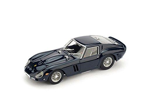 1962 Ferrari 250 GTO in Dark Blue - Chassis 3589 GT Model Car in 1:43 Scale by - Dark Ferrari Blue