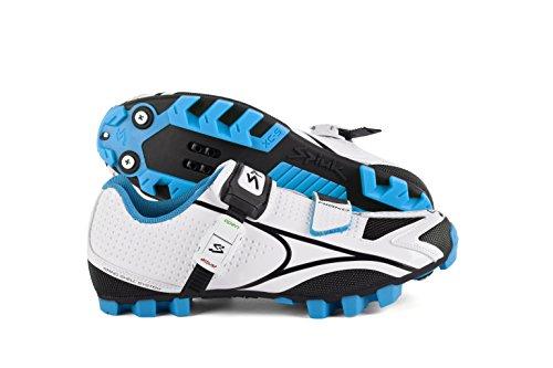Spiuk Herren Weiß Schwarz Multicolor Sneaker Blau UTqxUrp