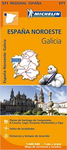 Mapa Regional Galicia (Carte regionali): Amazon.es: Vv.Aa, Vv.Aa: Libros