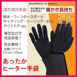"""ROOMMATE Was there a heater glove """"EB-RM9200A"""""""