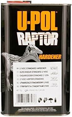 U-POL Raptor Black Urethane Spray-On Truck