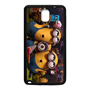 Lovely Minions Cell Phone Case for Samsung Galaxy Note3