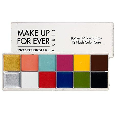 MAKE UP FOR EVER 12 Flash Color Case (16 Value) 12 Flash Color Case ()