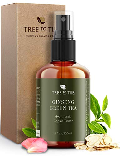 Deep Calming Toner Spray for Sensitive Skin by Tree To Tub
