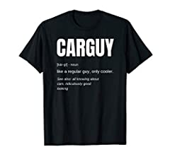 This is the perfect car shirt for any Sarcastic Guy, Car Collector or Drag Racer who loves driving cars fast, laughing about Car Guy stories and funny racing shirts! Also, a great item for anyone who is a car fanatic or in car sales! Car enth...