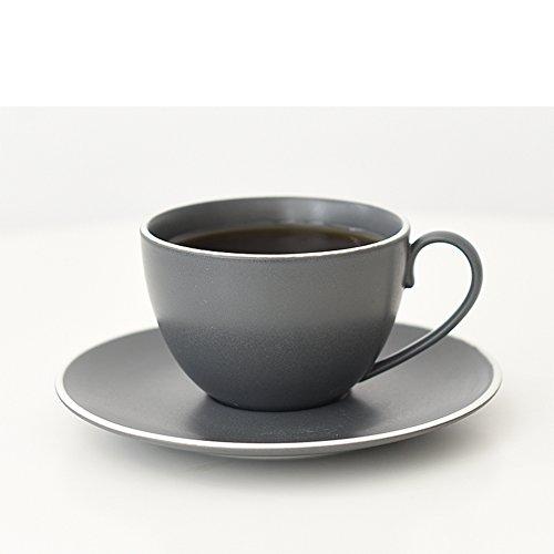 Simple ceramic coffee cup/ mugs/ vintage milk glass/ creative couple Cup