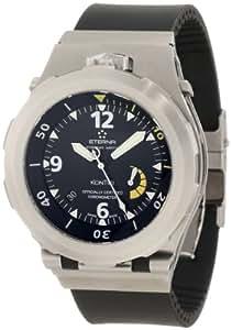 Eterna Men's 1594.44.40.1154 Kontiki Stainless steel Diver Watch