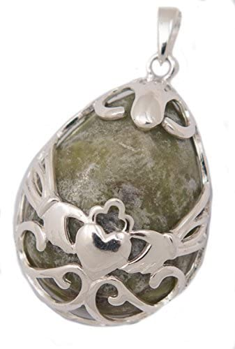 JewelsObsession Sterling Silver 23mm Celtic Cross Charm w//Lobster Clasp