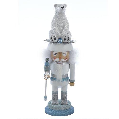 Kurt Adler 17-Inch Hollywood Polar Bear - Discount Nutcrackers