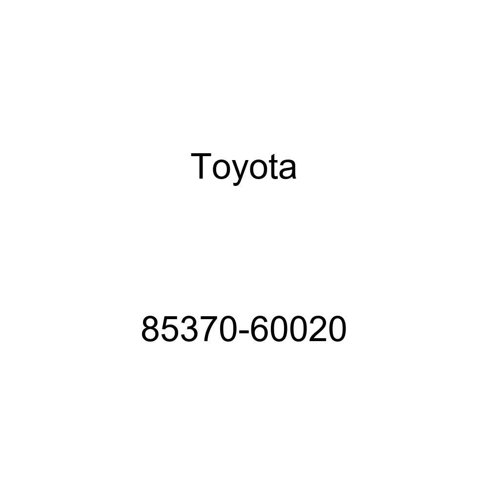 Toyota 85370-60020 Windshield Washer Hose