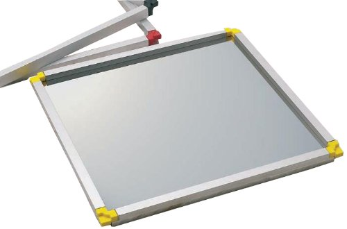 Matfer Bourgeat 370141 Special Stacking Frame 13.75'' x 13.75'' x 0.33'', Yellow by Matfer Bourgeat