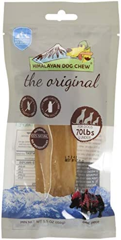 Pack Himalayan Dog Chew X Large