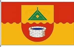 Bandera Neudorf de Bormioli nstein–150x 250cm–Bandera y