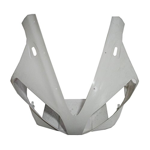 XMT-MOTO Unpainted Upper Front Fairing Cowl Nose Head For YAMAHA YZF R1 2000-2001
