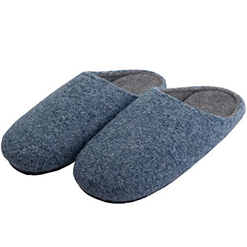 Blu Donna Pantofole Osvino Blu Pantofole Donna Osvino Scuro wx7YzXwq