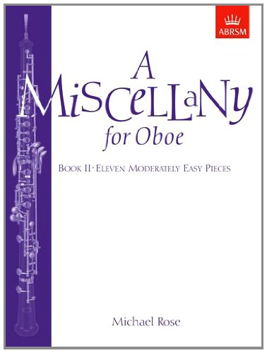 A Miscellany for Oboe (Bk. 2) ()