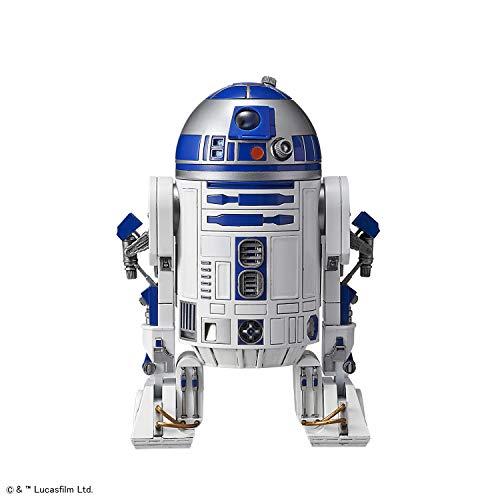 (Bandai Hobby Star Wars 1/12 Plastic Model R2-D2 (Rocket Booster Ver.)