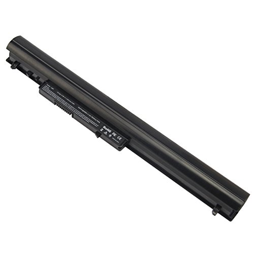 001 Notebook Battery Replacement - Fancy Buying for HP LA04DF LA04 Notebook Battery Fit 728460-001 776622-001 HSTNN-UB5M HSTNN-UB5N HSTNN-Y5BV TPN-Q130 TPN-Q131 Laptop PC Power Replacement (4-Cell 14.8V 2200mAh)