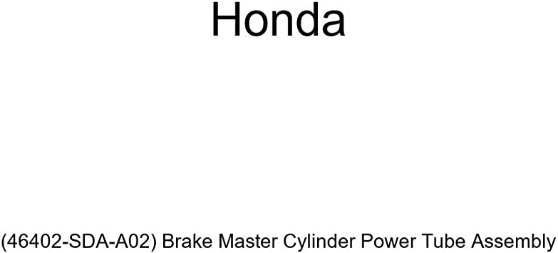 46402-SDR-A04 Genuine Honda Brake Master Cylinder Power Tube Assembly