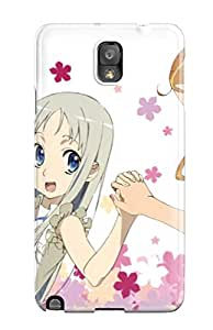 Special Design Back Anohana Phone Case Cover For Galaxy Note 3