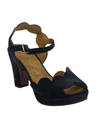 Mihara pour Femme Sandales Bleu Chie T6BdTwx