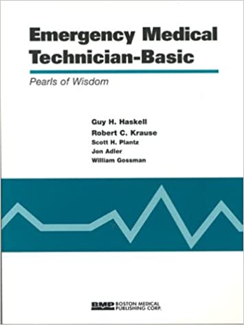 Read Emergency Medical Technician-Basic: Pearls of Wisdom (Pearls of Wisdom (Boston Medical Publishing)) PDF, azw (Kindle), ePub, doc, mobi