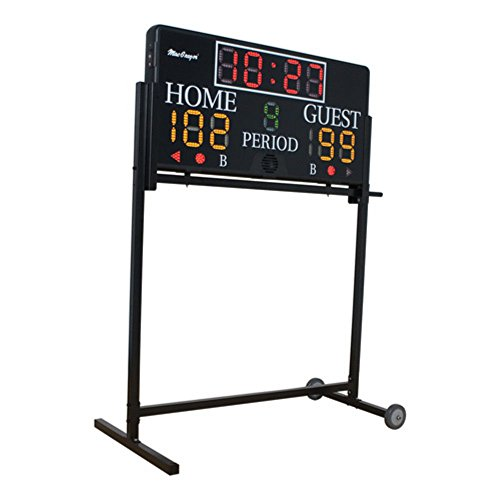 Bestselling Basketball Court Scoreboards & Timers