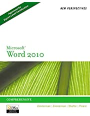 New Perspectives on Microsoft PowerPoint 2010, Comprehensive (New Perspectives (Course Technology Paperback)) 1st (first) Edition by Zimmerman, S. Scott, Zimmerman, Beverly B. (2010)