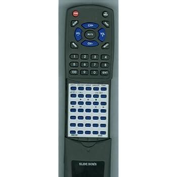 DENON Replacement Remote Control for DCM270, DCM370, DCM35, RC258