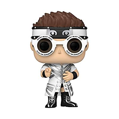 Funko POP!: WWE - The Miz: Toys & Games