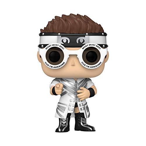 Funko- Pop WWE The Miz Figura Coleccionable, Multicolor (46843)