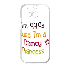 Disney Princess Bestselling Hot Seller High Quality Case Cove Hard Case For HTC M8