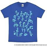 ドラゴンクエストビルダーズ2 Tシャツ Lサイズ オフィシャルショップ限定 ブルー