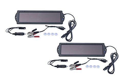 12 Volt Solar Battery Maintainer - 9