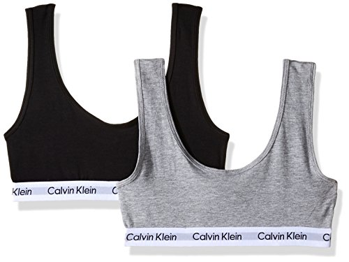 calvin-klein-big-girls-2-pack-crop-bra-with-logo-elastic-grey-medium-8-10