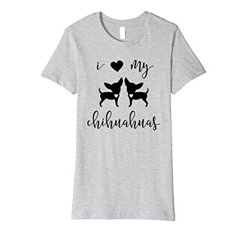 Heart Womens Light T-shirt - 9