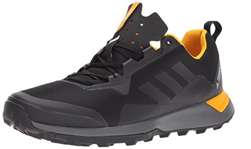adidas outdoor Men's Terrex CMTK Walking Shoe, Black Five/Grey Two, 11 D US