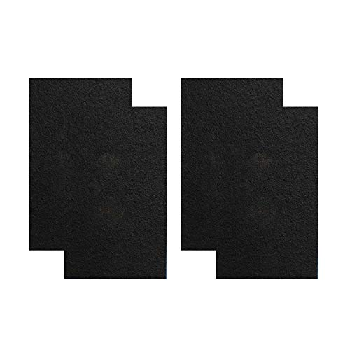 Think Crucial 4 Replacements for GermGuardian E Carbon Filters Fit AC4100 Air Purifiers, Compatible With Part # FLT11CB4