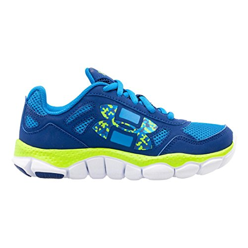 Kids Under Armour Boys PS Engage BL, American Blue, 11