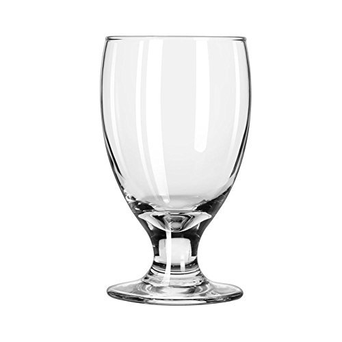 Libbey 3712 Embassy 10.5 Oz Banquet Goblet - 24 / CS by Libbey