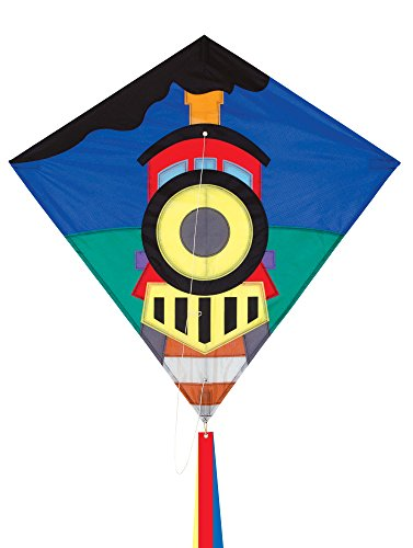In the Breeze Train Diamond Kite, 30