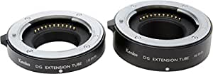 Kenko Macro Automatic Extension Tube Set DG for Sony NEX E-Mount