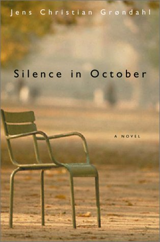 book cover of Silence in October