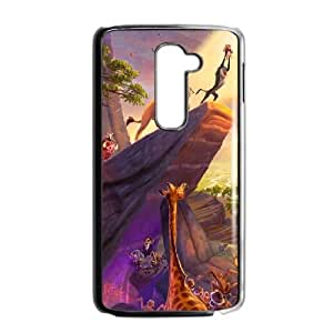 The Lion King LG G2 Cell Phone Case Black Protect your phone BVS_828240