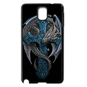dragon Pattern Hard Shell Phone Case Cover For Samsung Galaxy Note 3 Case 13