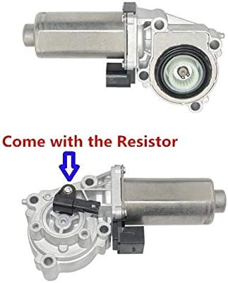 Caja de transferencia VTG actuador Hi bajo motor 27107566296 ...