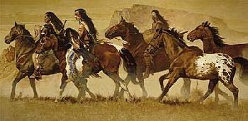 (Daryl Poulin - Return of the Stolen Ponies)